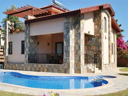 Villa to rent in Dalyan with private pool